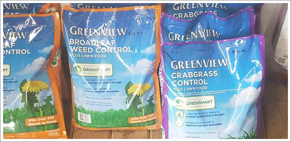 Grass and Weed Control